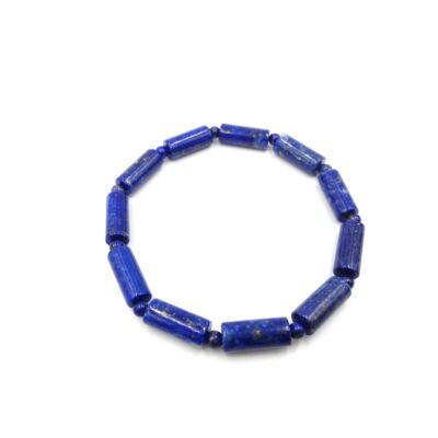Lápisz Lazurit ásványkarkötő:Védelmező
