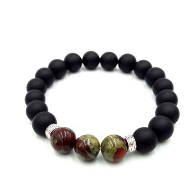 Sárkányvér kő-Ónix Szerencsekő